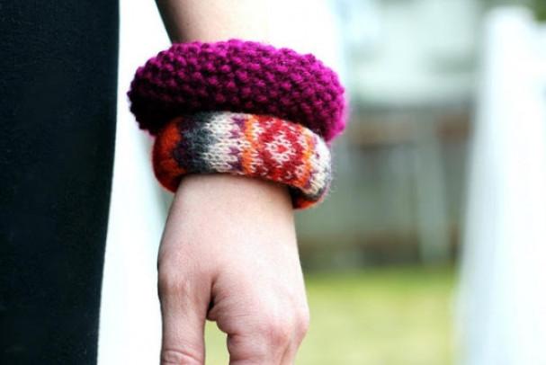 Новая жизнь старых вещей: 20 теплых и уютных вещей из старого свитера...
