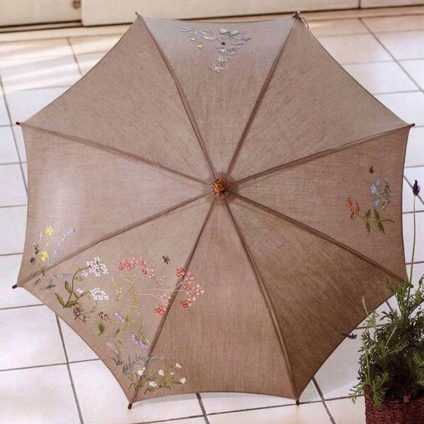 Больше не выкину ни один старый зонтик! С этим советом украшу его и переделаю...