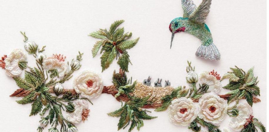 Французский узелок в вышивке - схемы для начинающих! Одежда, декорированная по такой методике, эксклюзивна и самобытна...