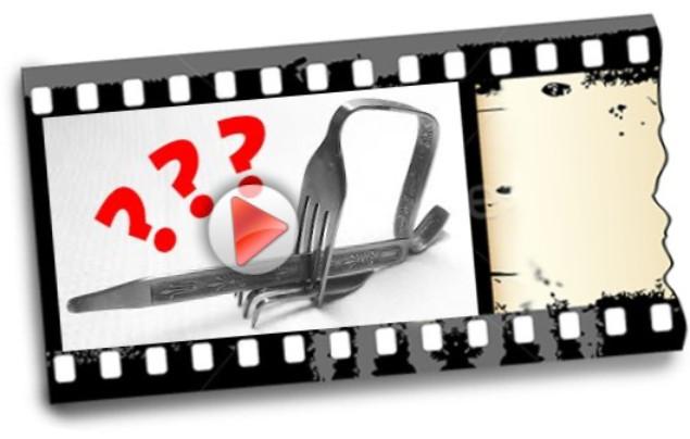 7 способов необычного использования вилки... Это гениально!