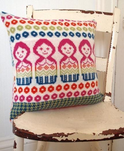 Идеи для подушек из старых свитеров... Никогда бы не подумала, что может получиться так красиво!