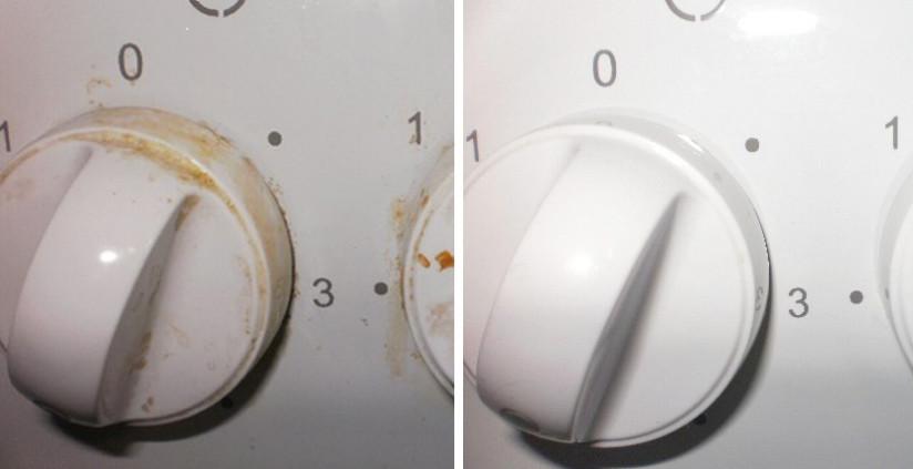 Как легко и быстро почистить ручки у плиты от жира в домашних условиях своими руками