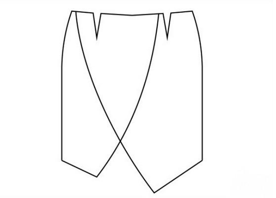 Юбка оригами: выкройки и уроки моделирования... Секрет красивой юбки раскрыт!