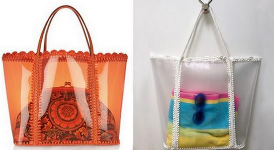 Эта модница делает сумочки своими руками... Ты очень удивишься, когда узнаешь, из чего сделана сумка!