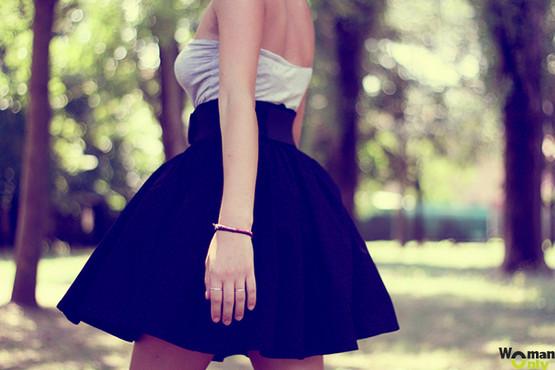 Кружим головы: как сшить юбку-солнце... Юбка-солнце любой длины на пике популярности!