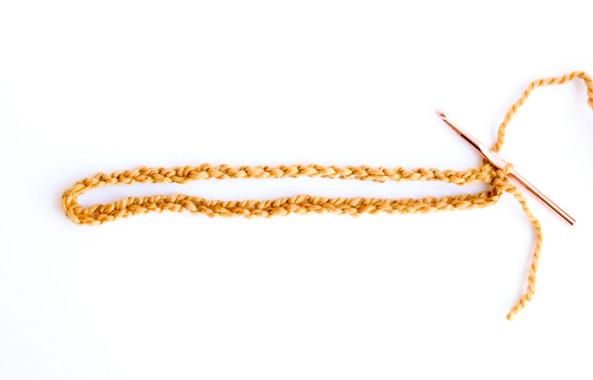 Как связать крючком снуд пышным столбиком?.... Результат сказочный!