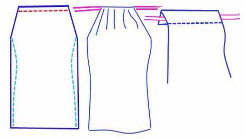 Как сшить летний сарафан... Теперь можно очень просто и быстро сшить пару новых сарафанов для лета!