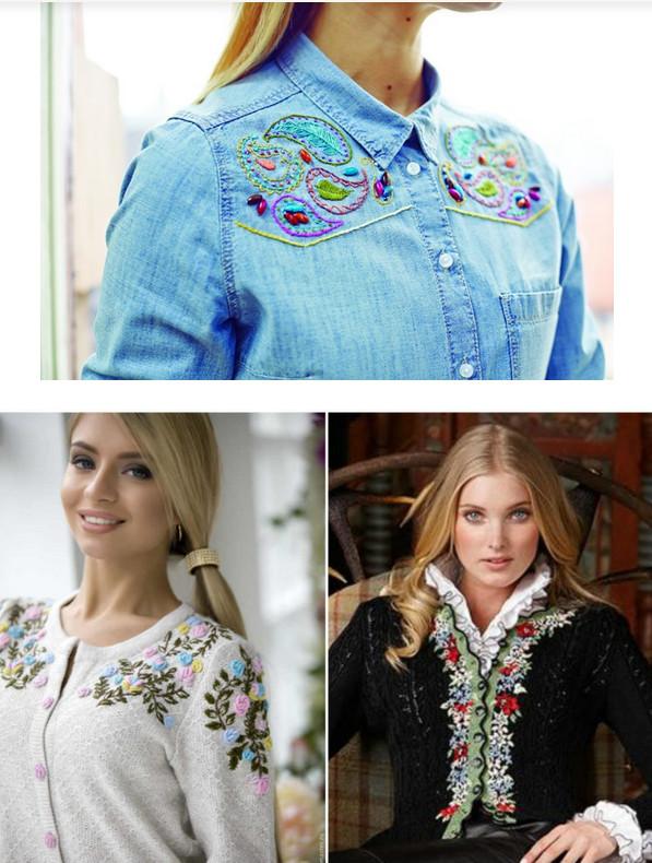 Вышивка рококо для начинающих: идеи, схемы и описание... Более чем красиво и шикарно!