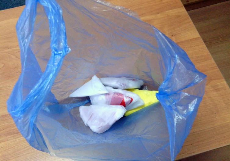 Вот, что находчивая хозяйка сделал с простыми пакетами из супермаркета: идеи-бомба!