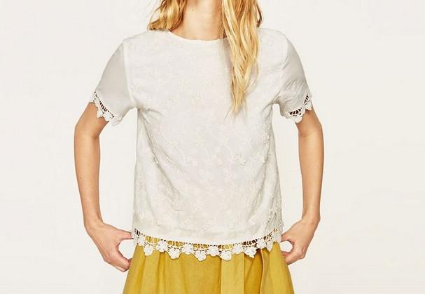 Модная одежда на лето... В прошлом году нашла у мамы в шкафу блузу. В этом сезоне я — городская модница!