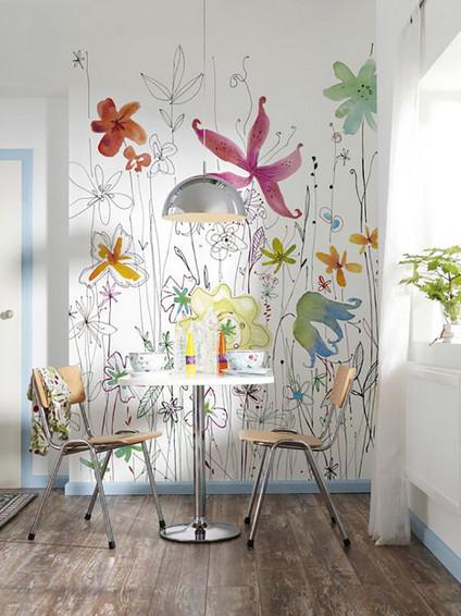 35 стильных идей, как обновить стены дома, не вкладывая деньги в дизайн...