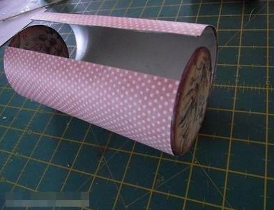 Красивая шкатулка из коробки от чипсов... Вот, как она делается!