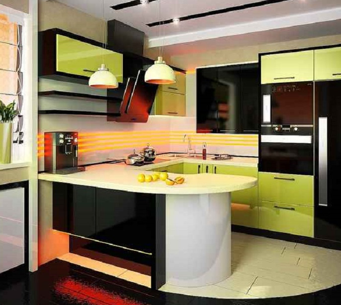 22 идеи для стильной кухни... На них стоит посмотреть!