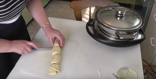 Бешбармак по-нанайски с куриными окорочками! Ем руками, чтобы прочувствовать настоящий вкус…