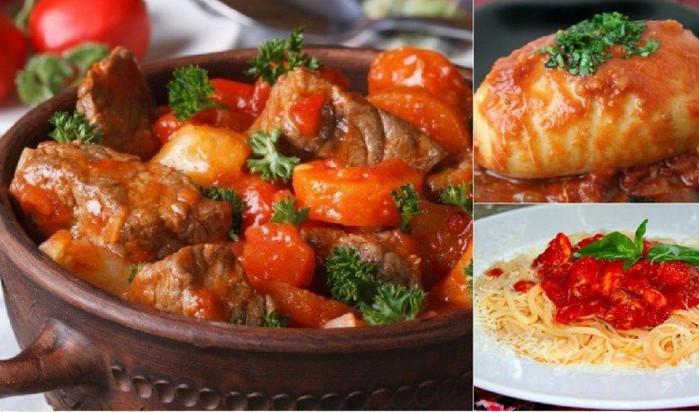 ТОП–5 современных идей для вкусного, семейного ужина!