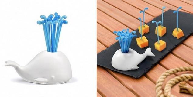 25 безумно милых штуковин для вашего дома. Держатель для ванной потрясающий!