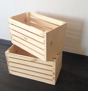 Муж складировал деревянные ящики, чтобы воплотить эту безумную затею. Я ахнула, когда увидела результат!