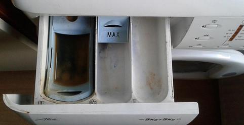 Благодаря этим 5 трюкам твоя стиральная машинка всегда будет чистой и сияющей... Плесень испарилась!