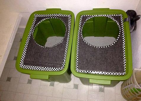 Пластиковые контейнеры для хранения: 7 гениальных решений! Не могла предположить такого…