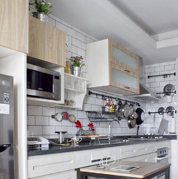 Кухонь повидала много — всё одно и то же… А здесь свежие решения!