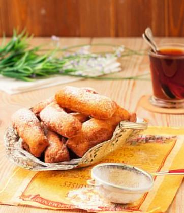 Из 300 граммов творога получилось потрясающее блюдо на завтрак!