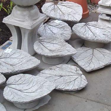 Евгения сорвала 4 листа лопуха и покрыла их цементом... Такого эффекта не ожидал никто!