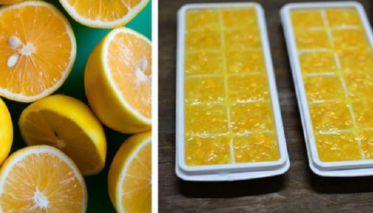 Замороженный лимон полезнее свежего! Прочитав это, сразу отправила 1 килограмм в холодильник.