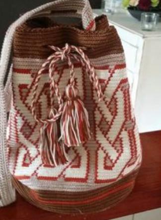 Колумбийская мочила: мастер-класс, схемы и идеи (Часть 1)