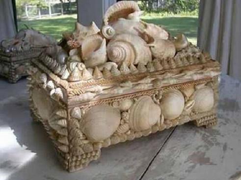Морские дары в декоре интерьера: потрясающие идеи