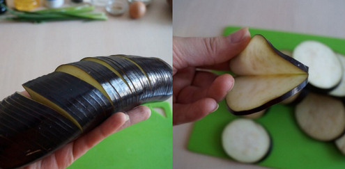 Оригинальная закуска из баклажанов, которая исчезает со стола, как комета!