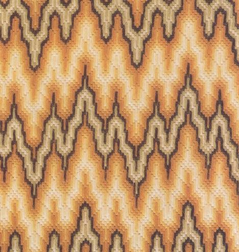 Забытая техника «барджелло»: безграничные возможности флорентийской вышивки...