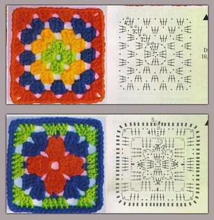 Бабушкин квадрат: что же из него можно связать?