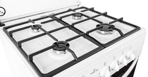 Как быстро отмыть решетку газовой плиты... Самый простой способ!