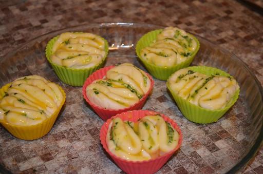 Ароматная вкуснятина с чесноком и зеленью за 25 минут... Обожаю такие рецепты!