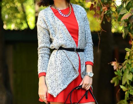 Замечательные идеи для тех, кому нравятся кардиганы... Модные, удобные и просто красивые модели для осени!