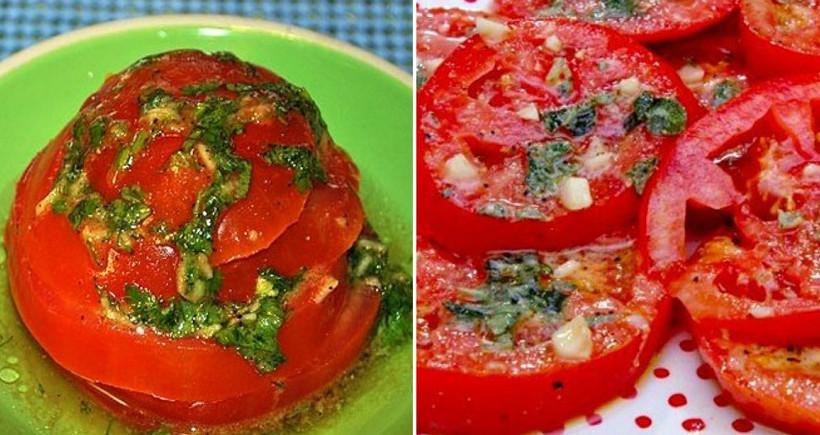В закрутках больше нет смысла: этот маринад сотворит чудо с твоими помидорами!