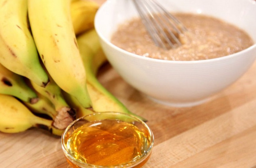 Измельчи банан и добавь еще 2 ингредиента... Никакого кашля ни осенью, ни зимой!