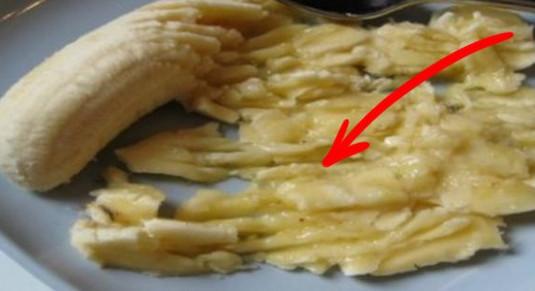 Измельчи банан и добавь еще 2 ингредиента… Никакого кашля ни осенью, ни зимой!