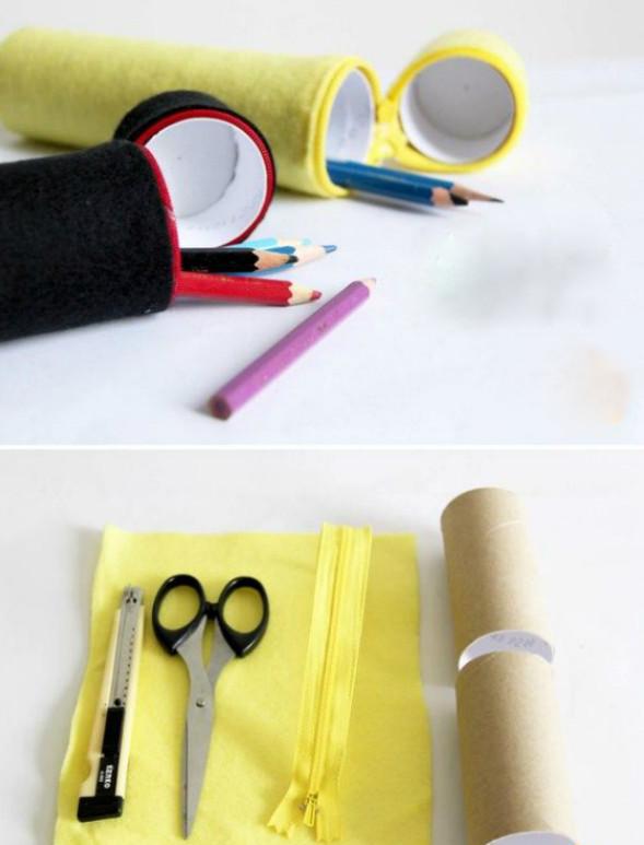 Не стоит выбрасывать втулки от туалетной бумаги... 12 блестящих способов использовать их снова!