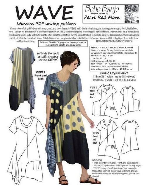 Модели в стиле бохо: шить или не шить... После просмотра этих идей вопрос не встает. Конечно, шить!