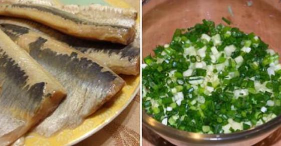 Забудь о селедке под шубой — вот блюдо, в котором эта рыба еще вкуснее! Достаточно просто выложить всё слоями...