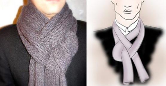 Стильным и модным! Оригинальные идеи, как умело завязывать шарф или платок...