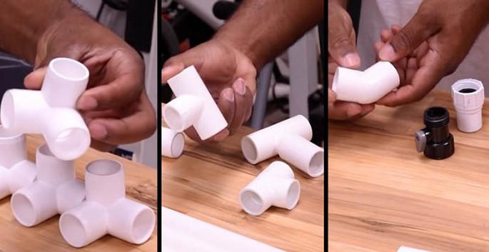 Этот умелец смог решить проблему многих при помощи ПВХ-труб!