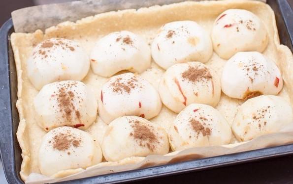 Рецепт для поклонников яблочных пирогов...