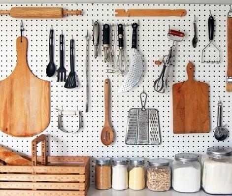 7 гениальных идей для кухни, которые ты сразу же захочешь воплотить в жизнь!