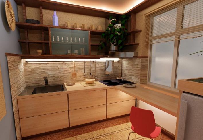 Топ-22 красивые идеи оформления и дизайна кухни. Очень уютно...
