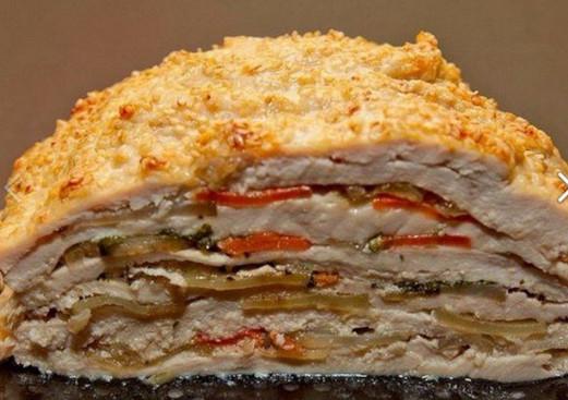 Вкуснейшее и оригинальнейшее блюдо — курица «Удиви гостей»