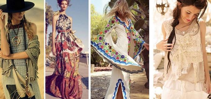 В тысячный раз об одежде, которую не хочется снимать! Бохо — лаконично, стильно, для любого возраста.