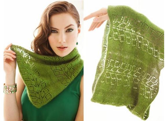 Как связать модный шарф снуд, хомут, шарф с крупными косами и шарф капюшон...