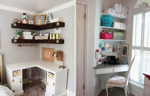 11 идей, как использовать пространство в углах дома с пользой...